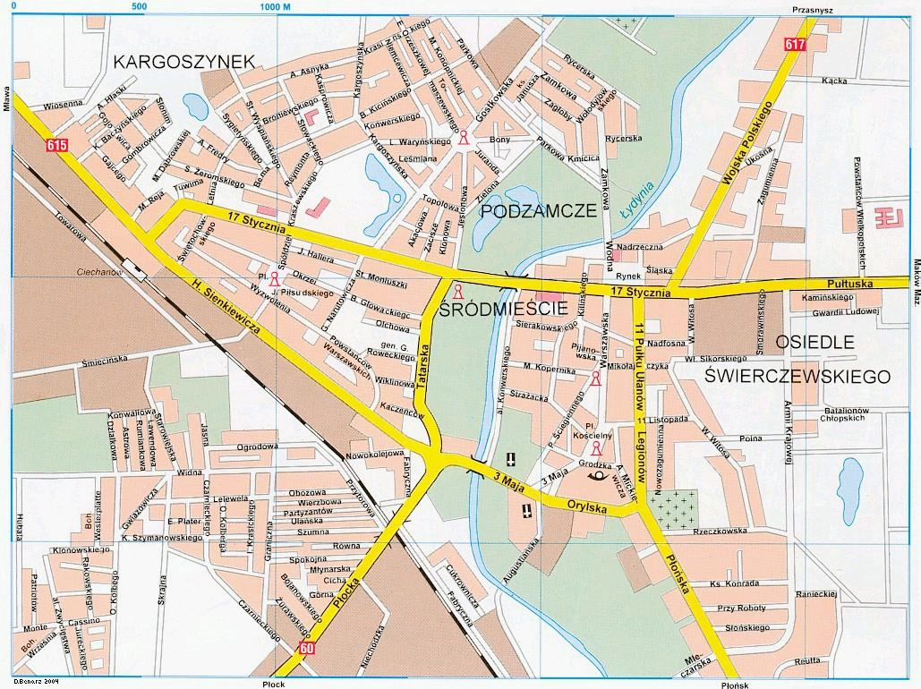 Mazovia Project Links And Selected Maps In Mazovia Poland