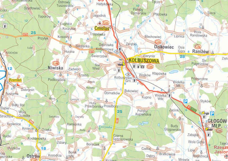 map kolbuszowa jpg