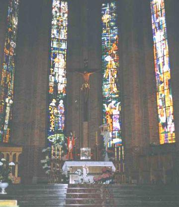 Jaslo's Historical Catholic Parish, Malopolskie, Poland